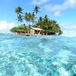 グアムからたった1時間!太平洋に浮かぶ奇跡の島「ジープ島」が美しい