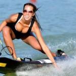 最新スポーツ ジェットサーフ!サーフィン版ジェットスキー