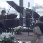 感動したらシェア!泣けるCM!娘の結婚式でパパのピアノ演奏