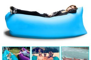 Fast-Inflatable-hangout-Air-Sleep-Hiking-Camping-Bed-Beach-Sofa-Lounge-font-b-Banana-b-font