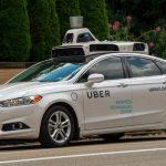 Uberの自動運転タクシーがスタート!…路上試験走行